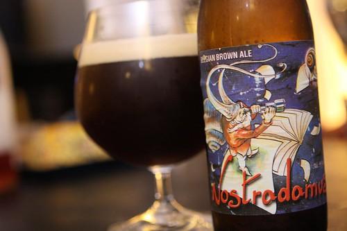 Nostradamus Belgian Brown Ale