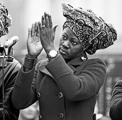 giornata missionaria (peo pea) Tags: africa portrait blackandwhite bw woman donna bn singer nigeria ritratto bianconero canto 2011 giornata missionaria otttobre