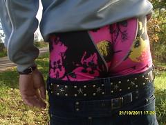 ME SAGGER shorty rose .. (5) (saggerpants69) Tags: ass low butt jeans sagging sag sagger shorty bulge