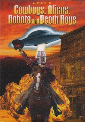 Cowboys Aliens Robots