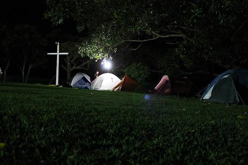 Camping na Pousada Boa Esperança