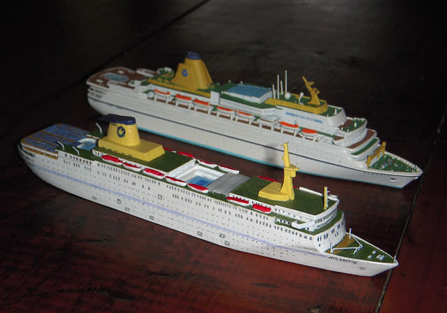 Ship Models Page Cruise Critic Message Board Forums - Homeric cruise ship