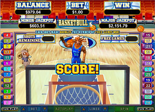 Basketbull Free Throw Feature