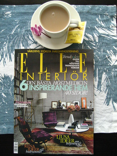 elle interiör october 2011