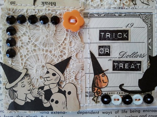 Spooky Tiny Book 7