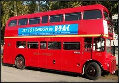 London transport RML898  Brooklands 23/10/11. (Ledlon89) Tags: bus london buses museum transport routemaster 1960s parkroyal londonbus brooklands aec vintagebus rml