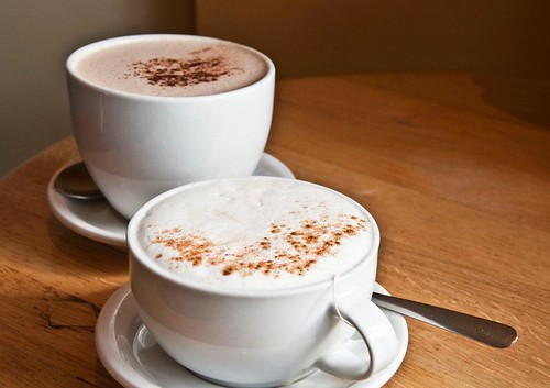 Hot Chocolate & London Fog by Stephan Rosger, on Flickr