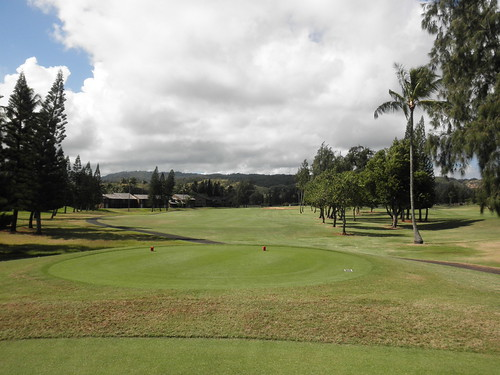 Turtle Bay Colf Course 134