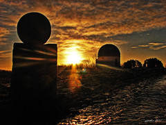 View At Urania In Sunrise. (gos1959) Tags: sunrise niceshot aalborg urania topaz bigmomma favescontestwinner gynther pregamewinner gamesweepwinner ispywinner