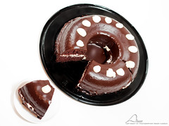 Chocolate Cake  (Abeer Hussein) Tags: