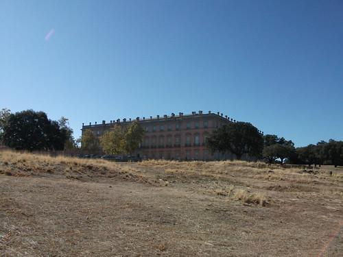 Palacio de Riofrío - Vista general 2