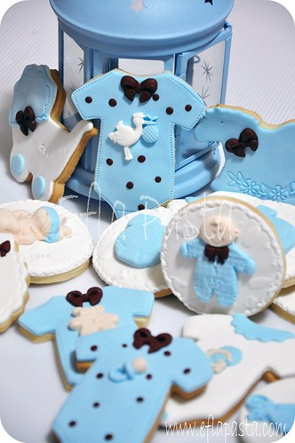 Baby Shower cookies Güz