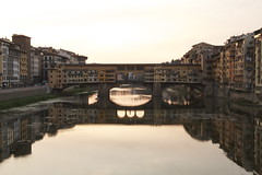 early orange (maybemaq) Tags: city morning bridge italy orange holiday reflection heritage window water bike wall sunrise river florence italia tour geometry ripple earlymorning sunny surface symmetry september ponte tuscany transparency firenze ripples walls arno gradation toscana reflexions touring pontevecchio piaggio lill earlybird larno maybemaq the4elements colorphotoaward roadtorome stradaperroma blinkagain roadtoroma earlyorange