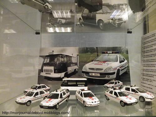 Miniatures de police 03