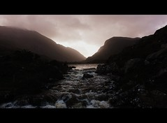 Gap (Mac61) Tags: cloud mist mountains galway rock stone kilarney gapofdunloe glacialvalley