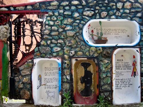 Tub Art of Callejon de Hamel