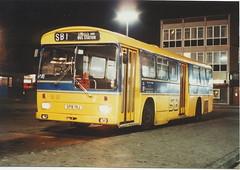MS1 in Stevenage Bus Stn (national_bus_510) Tags: nbc stevenage sv mcw superbus nationalbuscompany londoncountry metrocammellweymann msclass metroscania lcbs