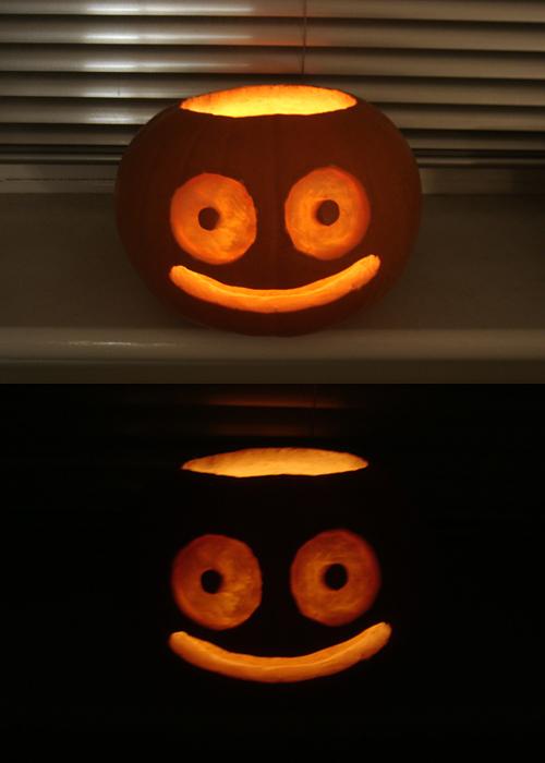 Slime pumpkin