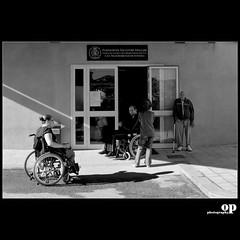 Mistretta, Sicily - Fondazione Maugeri (Osvaldo_Zoom) Tags: italy ball hospital nikon friend play sicily als physiotherapy neurology sla mistretta physiotherapist aisla d80 neuropathology fondazionemaugeri neurologicalrehabilitation