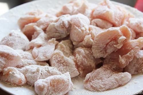 Pollo a la miel. www.cocinandoentreolivos (3)