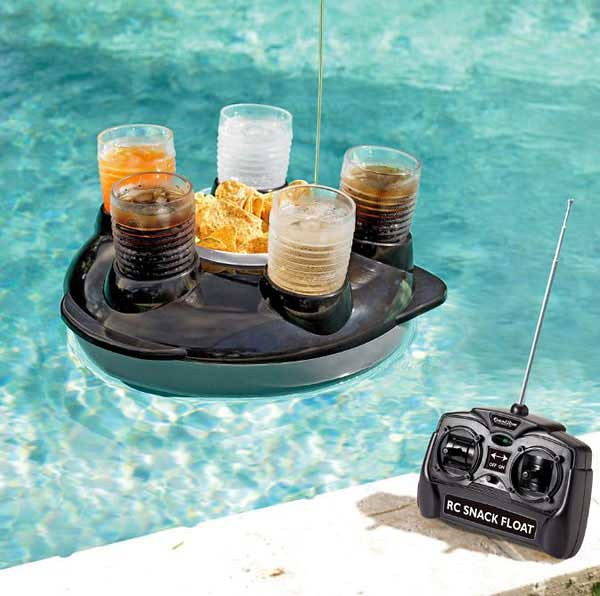 Remote-Control-Pool Float