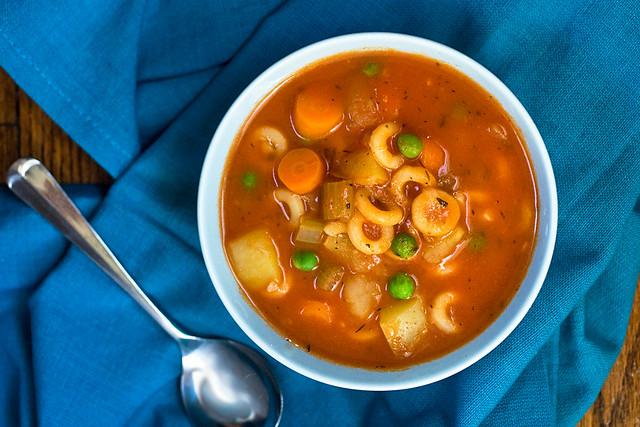 Alphabet Soup | Isa Chandra Moskowitz