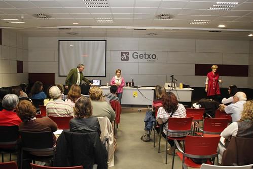 Enrédate, mujer: Curso en Getxo organizado por GetxoBlog