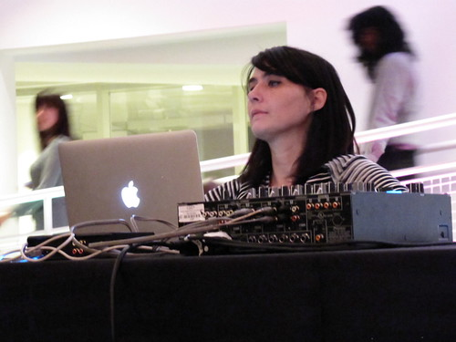 Kathleen Hanna at the High Museum 0146