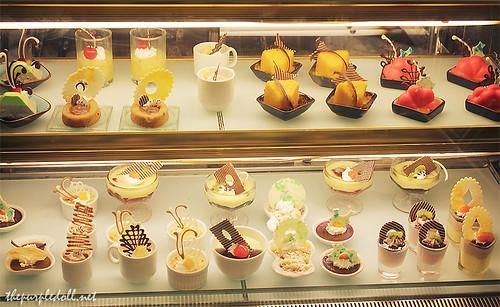 Eye-candy desserts