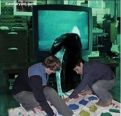 The Ring and Twister Game (sanitaryum) Tags: funny lol humor cleanhumor