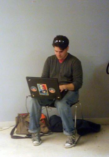 Field Director Andrew Katz