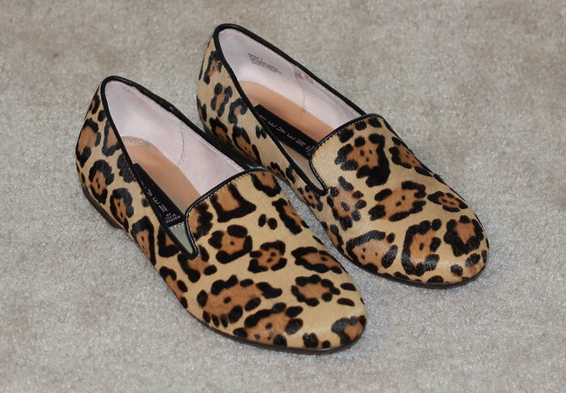 Perfect Pair of Leopard Print Loafers
