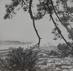 旧北上川河口(石巻市)