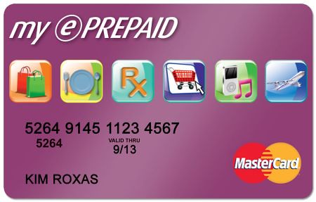 My BPI ePrepaid Card