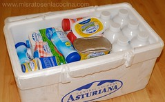 Productos de Central Lechera Asturiana