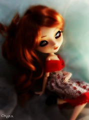 Oxygne (Konato) Tags: red hair anne shirley pullip custo oxygne dashka konato