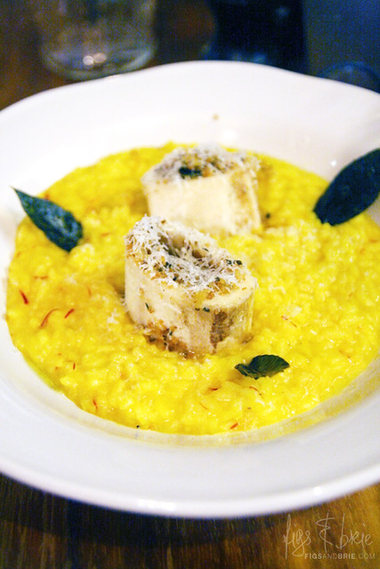 Risotto Milanese, Jamie's Italian