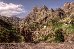 Stone Bridge (pbr42) Tags: bridge mountain landscape hdr capeverde santoantao