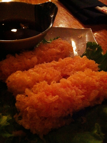 Crabstick Tempura from Sakura