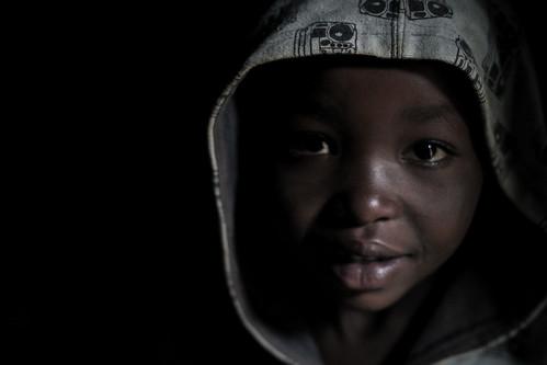 無料写真素材, 人物, 子供  女の子, ケニア人, マサイ族