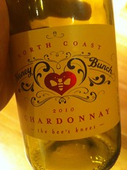 2010 Honey Bunch Cellars Chardonnay