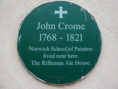 Photo of Green plaque number 8127