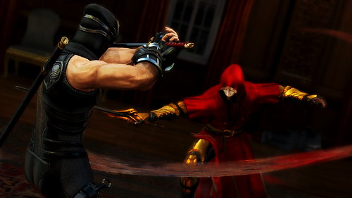 Ninja Gaiden 3 - Boss Fight