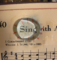 Sing ring in the making