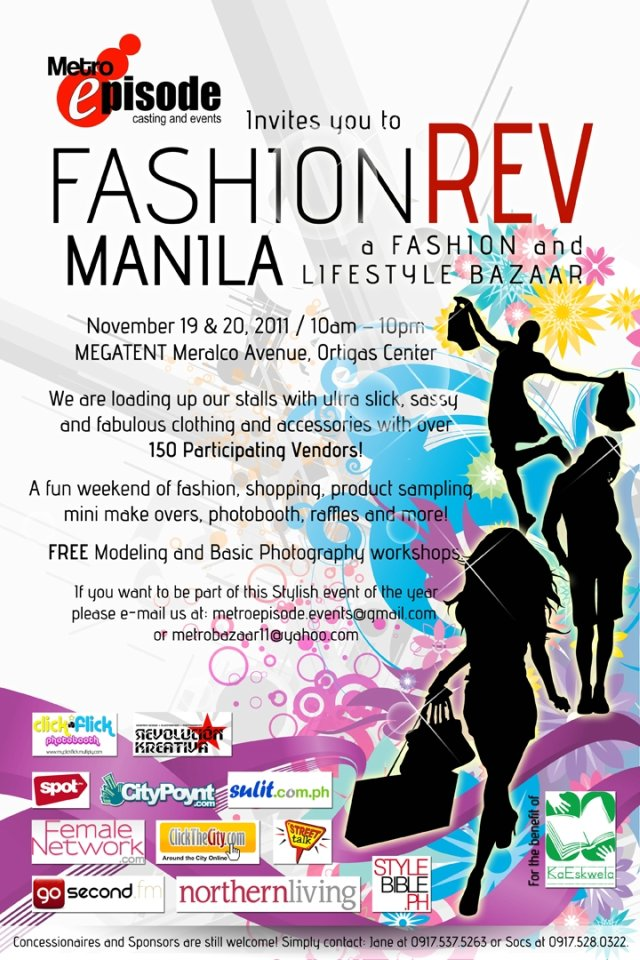 Fashion Rev Manila