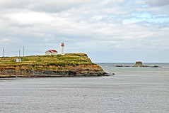 DGJ_4761 - Point Aconi Lighthouse (now gone) (archer10 (Dennis) 83M Views) Tags: lighthouse canada island nikon novascotia free highpoint capebreton dennis jarvis d300 iamcanadian 18200vr pointaconi freepicture 70300mmvr dennisjarvis archer10 dennisgjarvis wbnawcnns