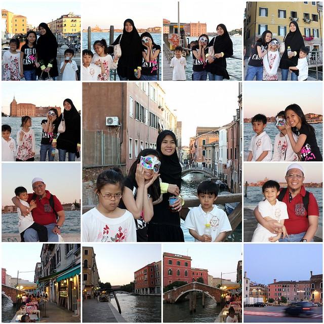 Aksi Aksi di Venice