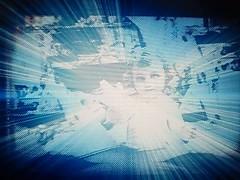 """My Friday with Jesus"" (Loana Ibarra) Tags: art mexico video mixed mix arte sweden flash religion jesus screen konst improvisation rotation sverige malm screening multimedia ibarra alternative lim suecia mexiko alternativo loana alternativt loanaibarra loanaibarramazari"