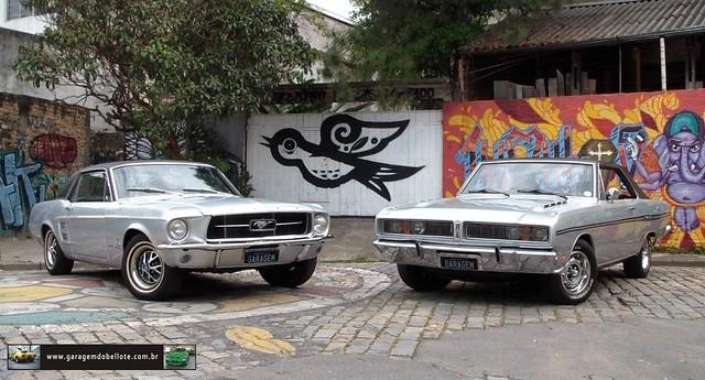 Mustang X Dodge