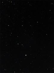 朝霧高原での天体撮影 星空の写真の写真
